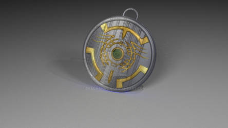 pendant of the earth