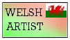 Welsh Artist Stamp by Lottie3