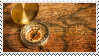 [stamp] compass by environmentalism