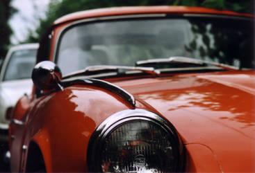 Vintage Car by megodbike