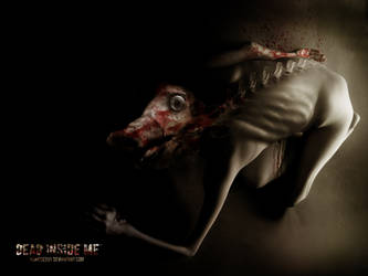 'Dead Inside Me' wallpaper by scarypaper