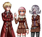 76th class by Cleanne-chan