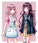 Nanamiki clotheswap by Cleanne-chan