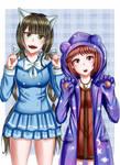 Beta Tenmiko by Cleanne-chan
