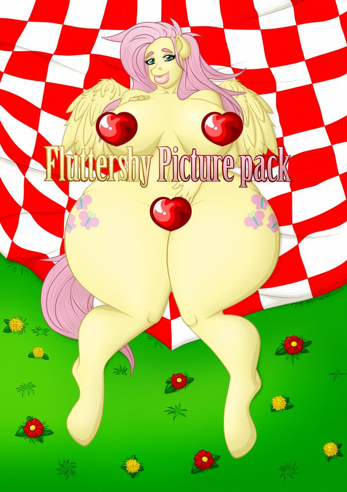 Fluttershy picture pack by 666zarike