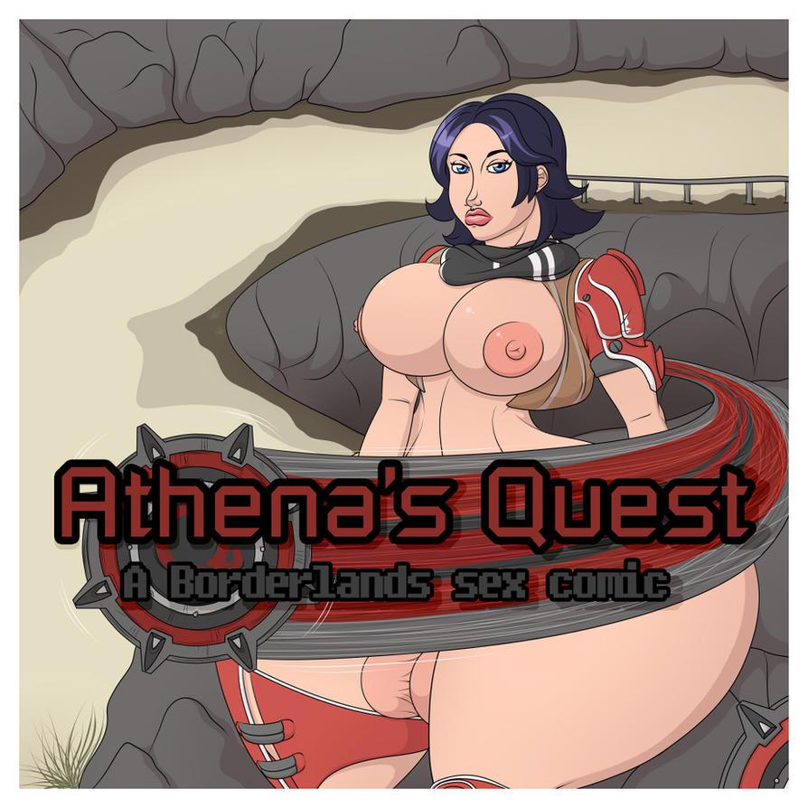 Athena's Quest - full comic by 666zarike