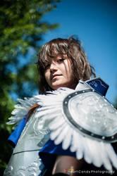Warrior by Majikku-Tejina