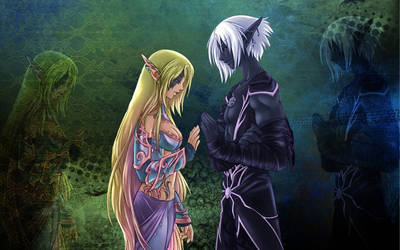 The Elf and the Drow