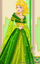 Aurora deluxe gown by LadyAmber