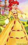Ariel deluxe gown