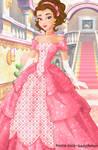 Belle deluxe gown