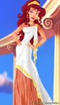 Megara deluxe gown