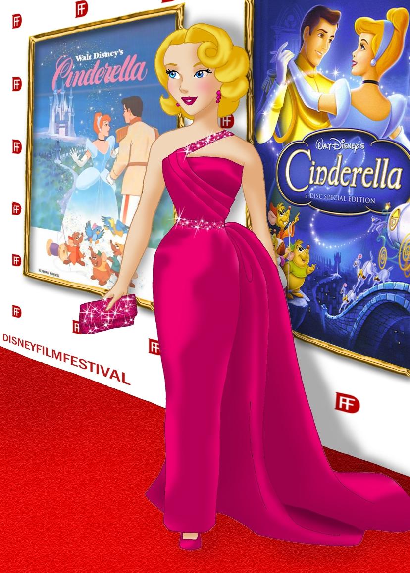 Red Carpet Cinderella