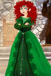 Merida Deluxe Gown