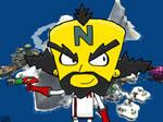 Dr. Neo Cortex Background