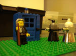 LEGO Doctor Who:One and Daleks