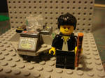 LEGO Doctor Who: Two in TARDIS