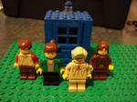 LEGO Doctor Who: Five and Co.