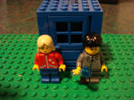 LEGO Doctor Who: Ten and Rose