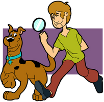 The Iconic Duo [Scooby-Doo]