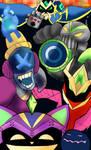 Arcade villans