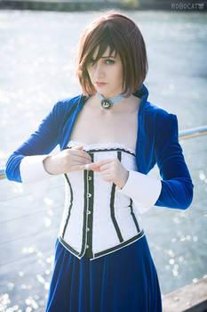 Elizabeth Comstock Cosplay - Bioshock Infinite