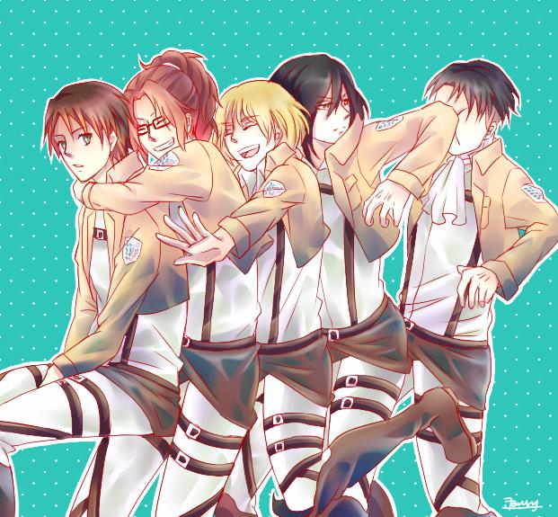 We love Eren by FansyL