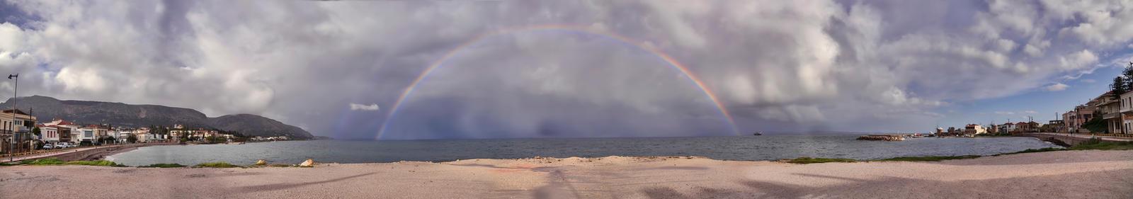 rainbow by whaeah