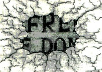 Digital ACEO 2: Freedom