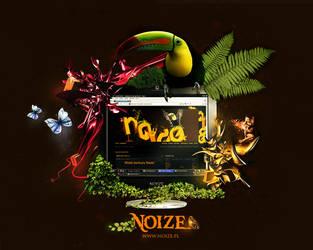 Noize.pl Wallpaper by GLnoize