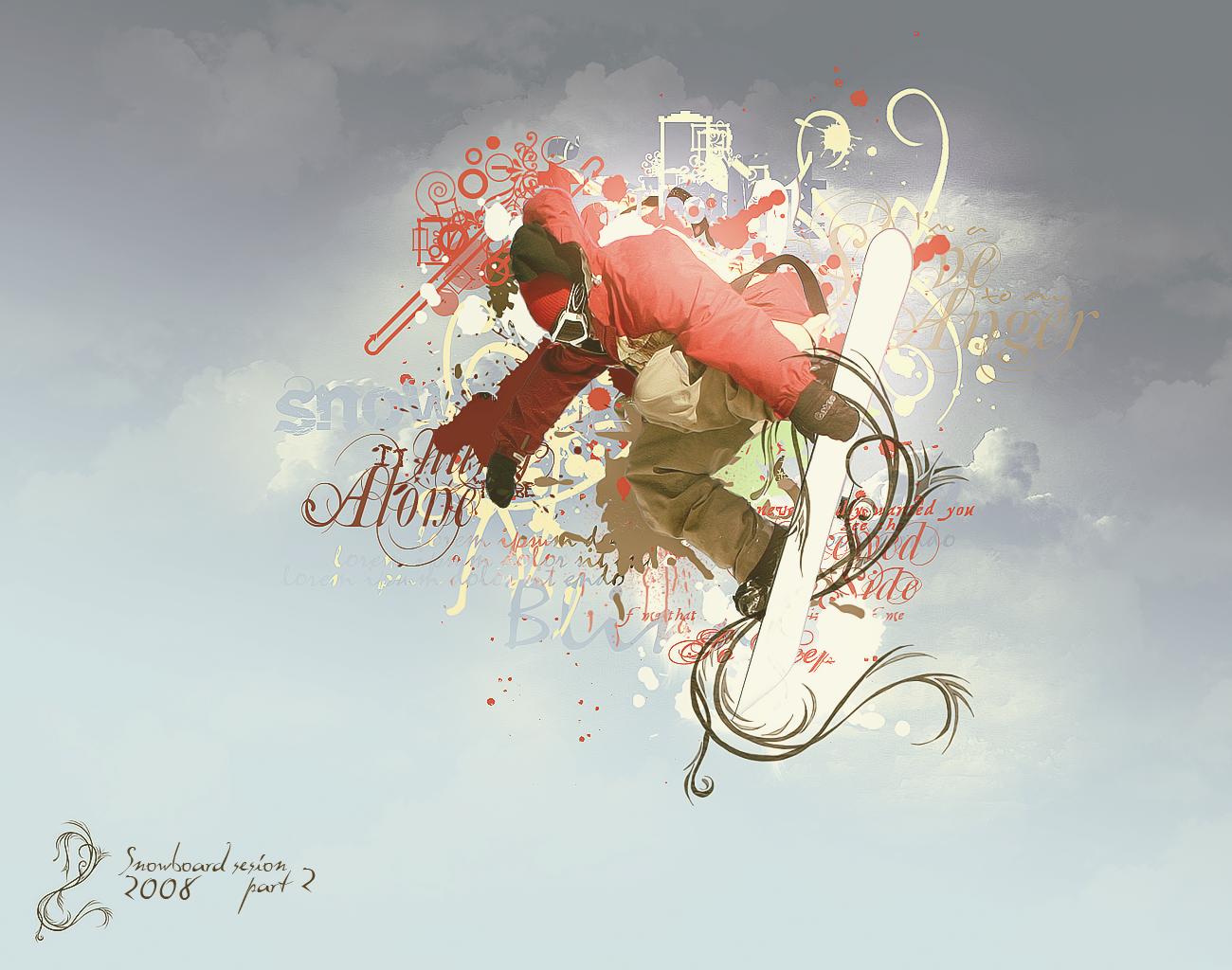 Snowboard v2.0 by GLnoize