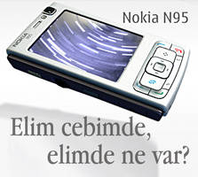 Nokia N95 by OrospuCocugu