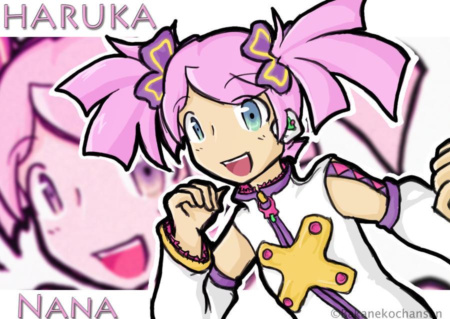 -here comes Haruka Nana- by BakaNekoChanSan