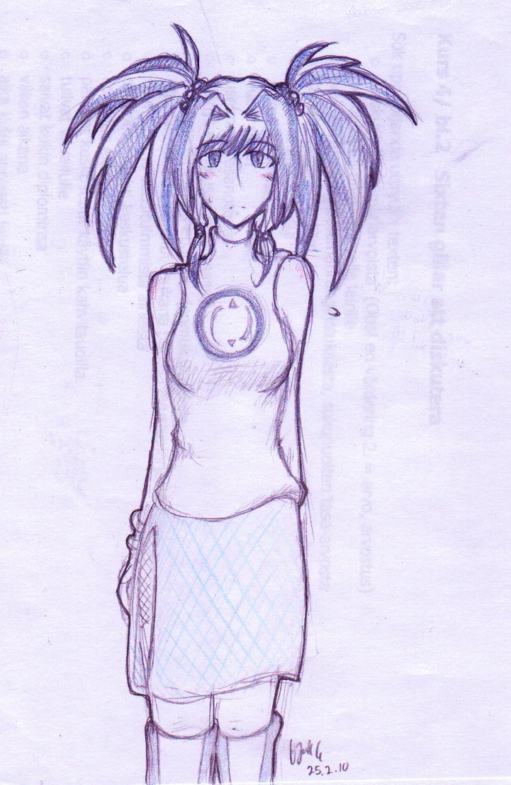 EP Wanda -doodle lol- by BakaNekoChanSan