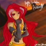 Happy Birthday Kataionna 8D