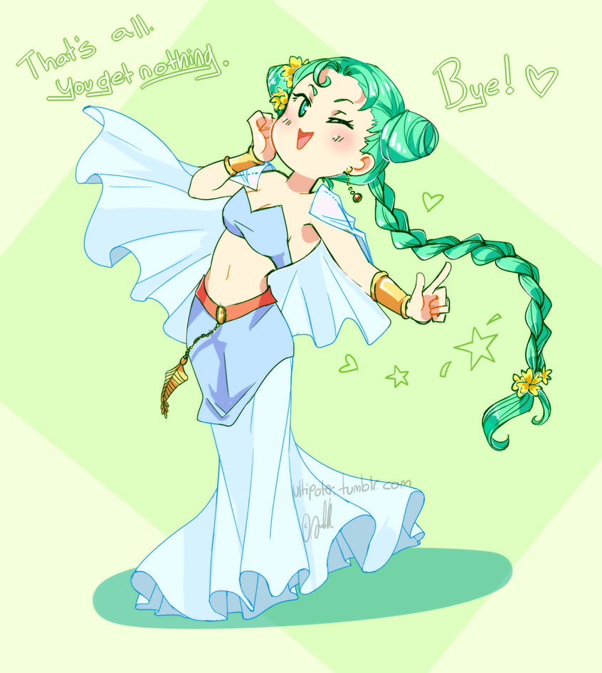 Harvest Goddess by Ultipoter