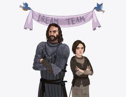 Dream Team by Slushien