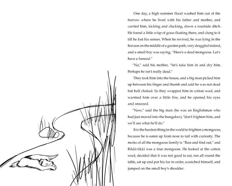 rikki tikki tavi essay questions Rudyard kipling's rikki-tikki-tavi: mixing fact and fiction rudyard kipling's rikki-tikki-tavi: the questions below 1 how does rikki-tikki-tavi help.