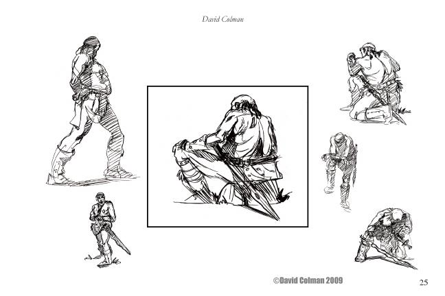 Sample Page of DCDV2_3 by davidsdoodles