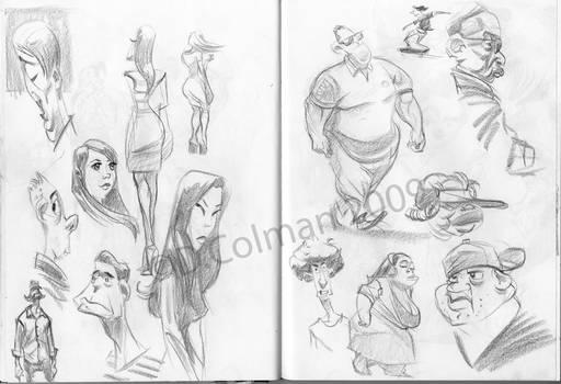 Sketchbook Stuffs 6