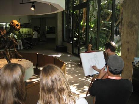 Animal Drawing Workshop Pic1