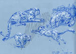 Animal Drawing Workshop Demo 1