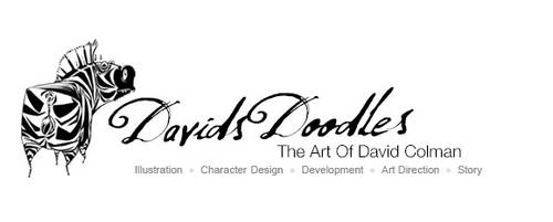 NEW Website is now LIVE by davidsdoodles