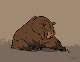 GrizzlyBear Color 2 post
