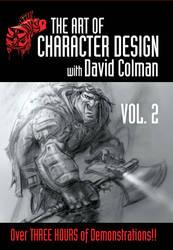 Art of Character Design Volume 2 by davidsdoodles