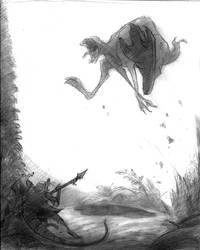 leapin lihzods by davidsdoodles