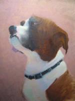 Capone portrait by davidsdoodles