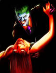 Dance with the devil on a pale moonlight (joker)