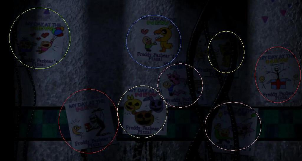 Fnaf 2 Posters SECRETS by Roxy-The-Kitty on DeviantArt