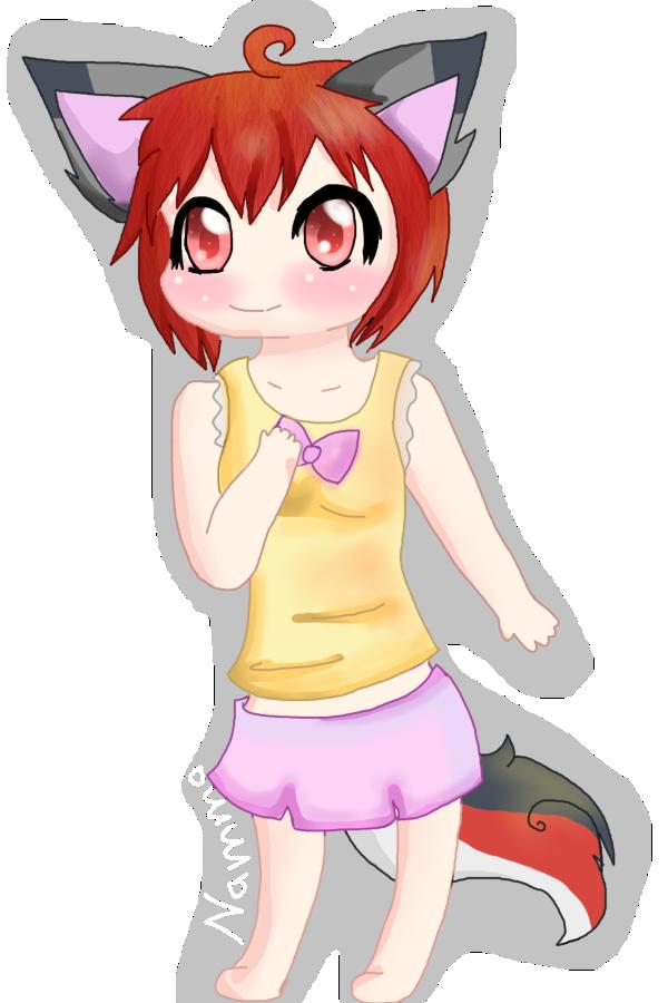 Chibi Namma by sawarineko